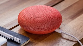 Google Home Mini and Max first look