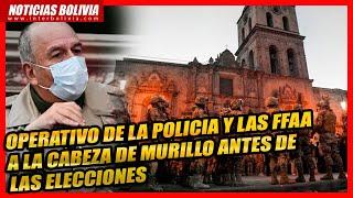 ???? DESPLIEGUE DE TROPAS MILITARES Y DE POLICIA A LA CABEZA DE MURILLO PREVIO A LAS ELECCIONES ????