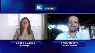 La CIA espía a Maduro desde Colombia - EVTV Contigo Carla Angola - 05/22/20 S2