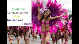 #TrinidadCarnival Carnival festive in Trinidad and Tobago 2019