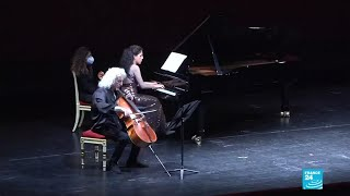Les artistes de la Scala de Milan ont réinvesti la scène de théâtre lyrique
