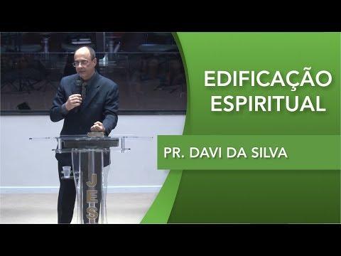 Pr. Davi da Silva   Precisamos ser Cristo   Gálatas 4.19   03 12 2019