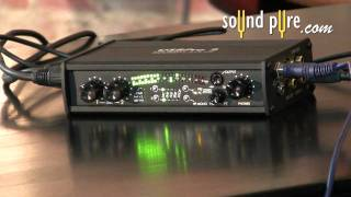 Sound Devices USBPre 2 Demo - Acoustic Guitar and Vocals