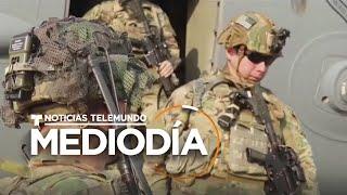 Noticias Telemundo Mediodía, 6 de enero 2020