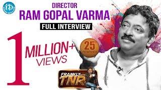 Ram Gopal Varma Frankly With TNR