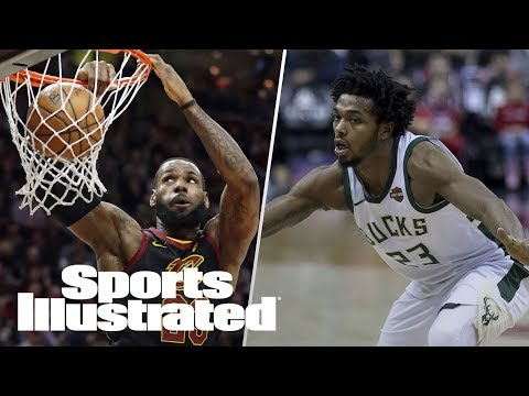 Will Game 6 Be LeBron's Last With Cavs? Sterling Brown Sues Police | SI NOW | Sports Illustrated