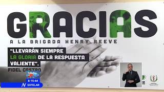 Llegan a la Patria profesionales de la salud que cumplieron misión en Andorra