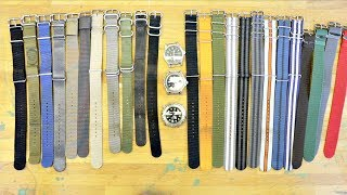 TOP 10 Reasons You Need A Nato Strap.....