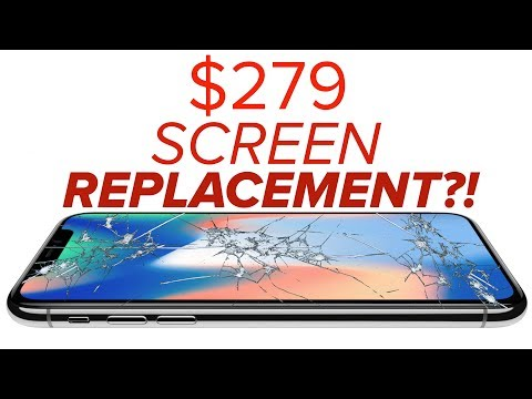 Why you NEED AppleCare+ for your iPhone X
