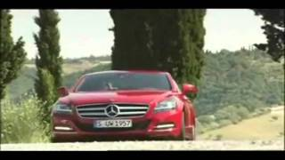 2011 Mercedes-Benz CL Class trailer