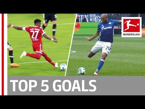 Alaba, Naldo and More - Top 5 Goals on Matchday 30