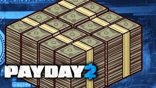 THE FINAL BANK - PAYDAY 2 Random Moments