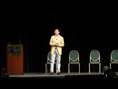 Tony Han at AI Frontiers: Autonomous Driving on the Road to AI