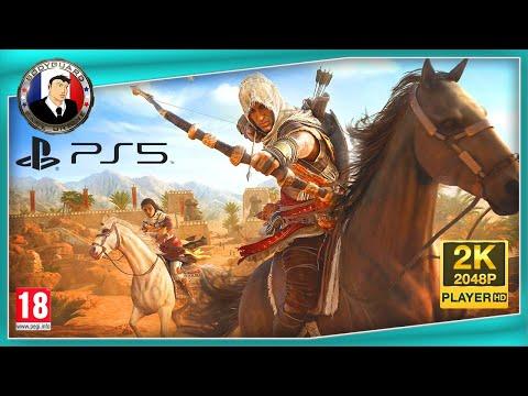 Assassin's Creed Origins 2021 PS5 - Je Me Détends Sur Le Jeu Avec Vous #2