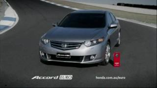New Honda Accord Commercial