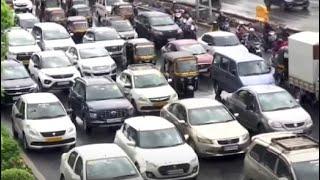Mumbai Rains: Traffic Jams, Waterlogging In Mumbai After Heavy Rain - NDTV