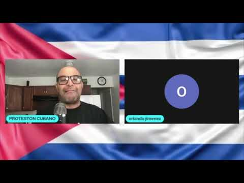LO MEJOR DE LA SEMANA HABLANDO ENTRE CUBANO CON EL PROTESTÓN CUBANO