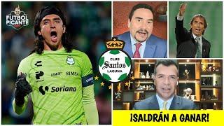 SANTOS LAGUNA saldrá a buscar el partido ante CRUZ AZUL: Jared apuesta a los suyos   Futbol Picante