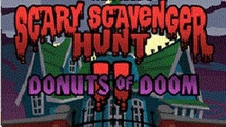 Garfield´s Scary Scavenger Hunt II: Donuts of Doom - Full Game Walkthrough - No Commentary