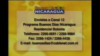 ????Revista | Buenos Dias Nicaragua - 25/2/2020.