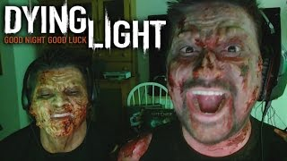 AngryJoe Plays Dying Light - Zombie Joe's!