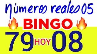 NÚMEROS PARA HOY 06/08/20 DE AGOSTO PARA TODAS LAS LOTERÍAS...!! Números reales 05 para hoy....!!!