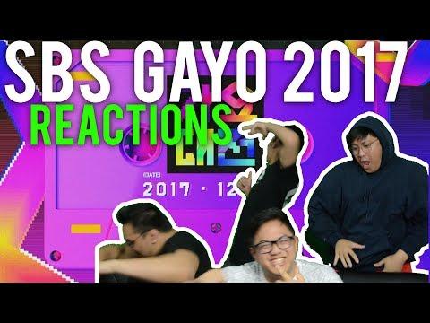 connectYoutube - SBS GAYO DAEJUN 2017 (Reactions)