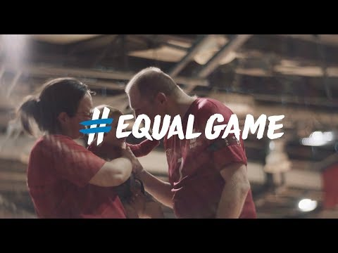 #EqualGame: István's incredible blind football story