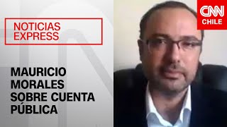"""Morales por Cuenta Pública del pdte.: """"Fue un discurso que explica 5 derrotas de su administración"""""""