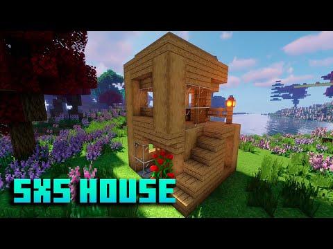 Minecraft-|-สอนสร้างบ้านในโหมด