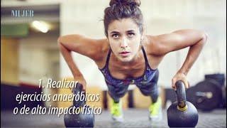 Salud y belleza: Consejos para acelerar el metabolismo