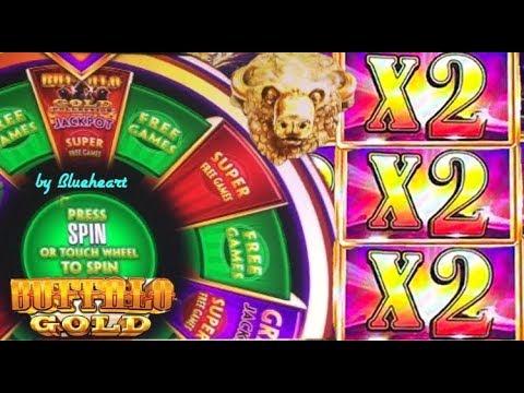 connectYoutube - ★ WONDERING 4 BUFFALO  ★  BUFFALO GOLD slot machine BONUS WINS! (Wonder 4 jackpots- Tall Fortunes )