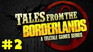 Telltale's Tales from the Borderlands #2 - Loader Bot