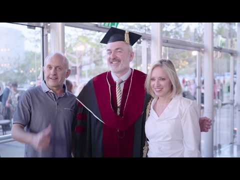 2019 Honorary Degrees Conferment Ceremony