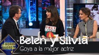 Belén Cuesta describe qué sintió al recibir el Goya a la mejor actriz - El Hormiguero 3.0
