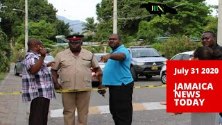 Jamaica News Today July 31 2020/JBNN