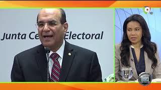 Oscar Medina La JCE no debe limitar derechos políticos del Pdte. Medina | Hoy Mismo