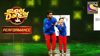 Bishal And Vaibhav Make Everyone Laugh With Their Performance | Super Dancer Chapter 2 - SETINDIA