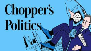 Chopper's Politics Podcast: Eating out, helping out and speaking out