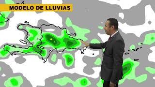 Continuarán las lluvias en todo el territorio nacional