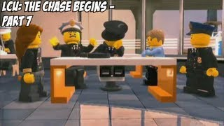 Lego City Undercover: The Chase Begins Walkthrough - Part 7 of 13