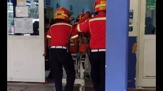 Cuatro heridos en ataque armado en Villa Nueva