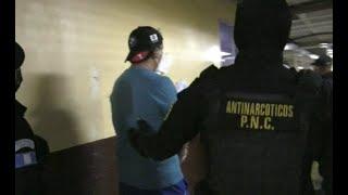 Capturan al extraditable número 27
