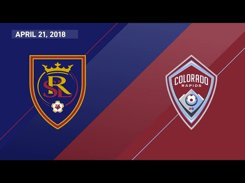 HIGHLIGHTS: Real Salt Lake vs. Colorado | April 21, 2018
