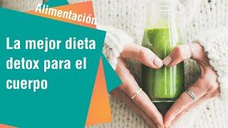 Dietas depurativas para sacar del cuerpo los excesos   Alimentación Sana