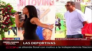 San Pedro de Macorís despide por todo lo alto a Tony Fernández