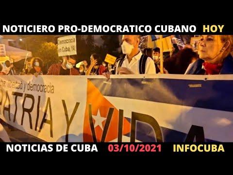 Noticias de Cuba Hoy *** La Represión No Puede con La Nueva Generación de Cubanos