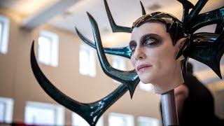 The Making of Hela's Headdress from Thor: Ragnarok