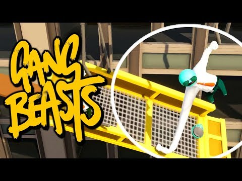 connectYoutube - ON A TROUVE DES BUGS !  | GANG BEASTS MISE A JOUR FR