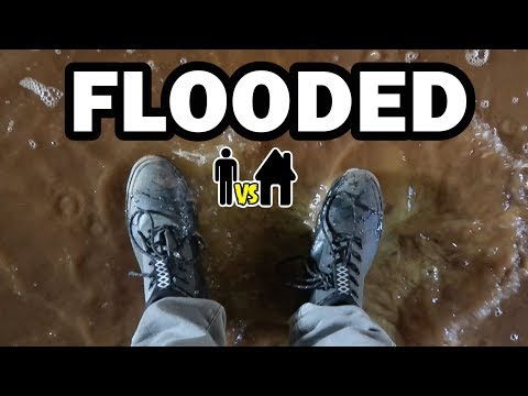 connectYoutube - Our House Flooded - Man Vs House Ep.5